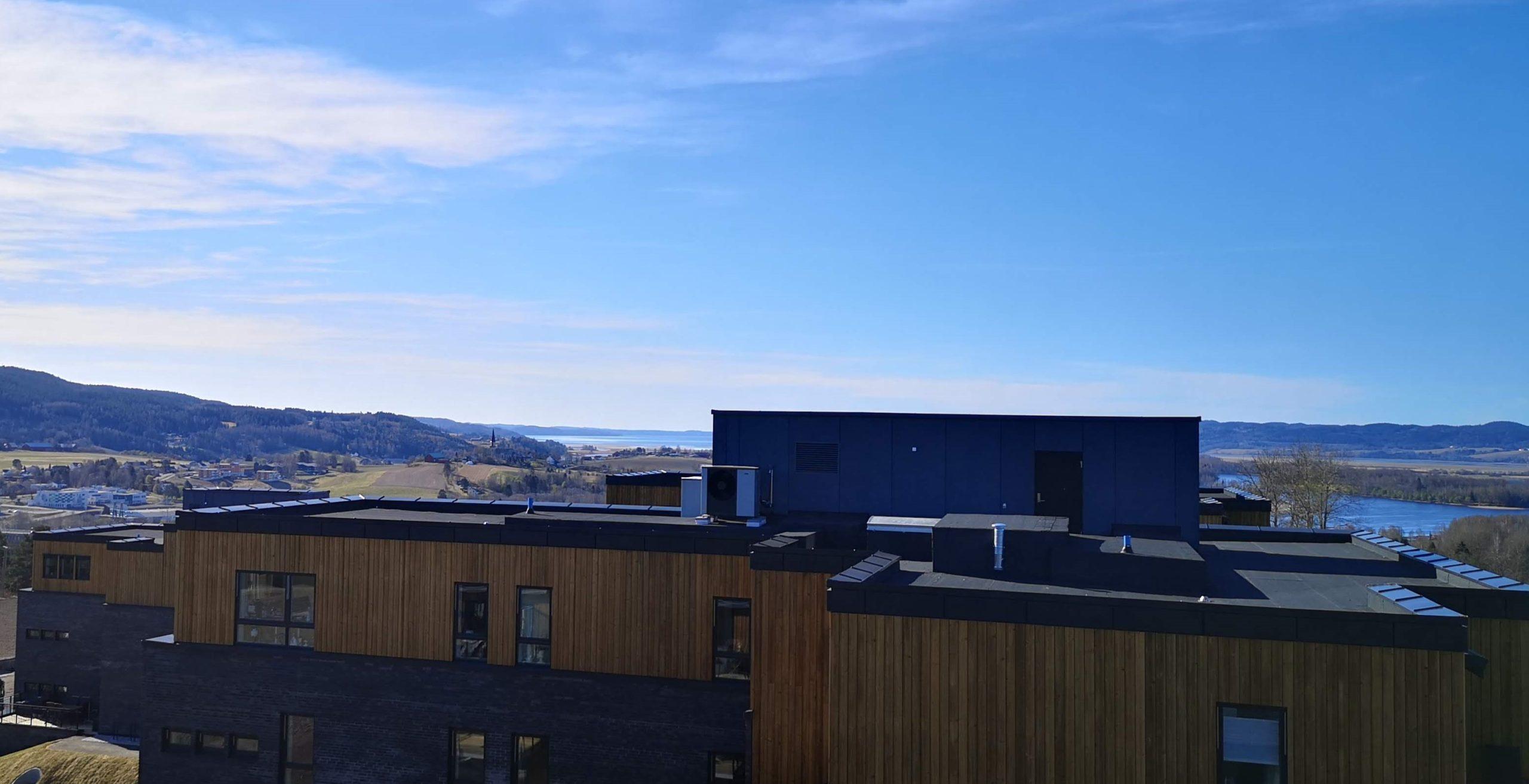 Gardertoppen Panorama